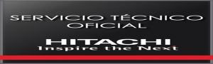 Servicio Técnico Hitachi